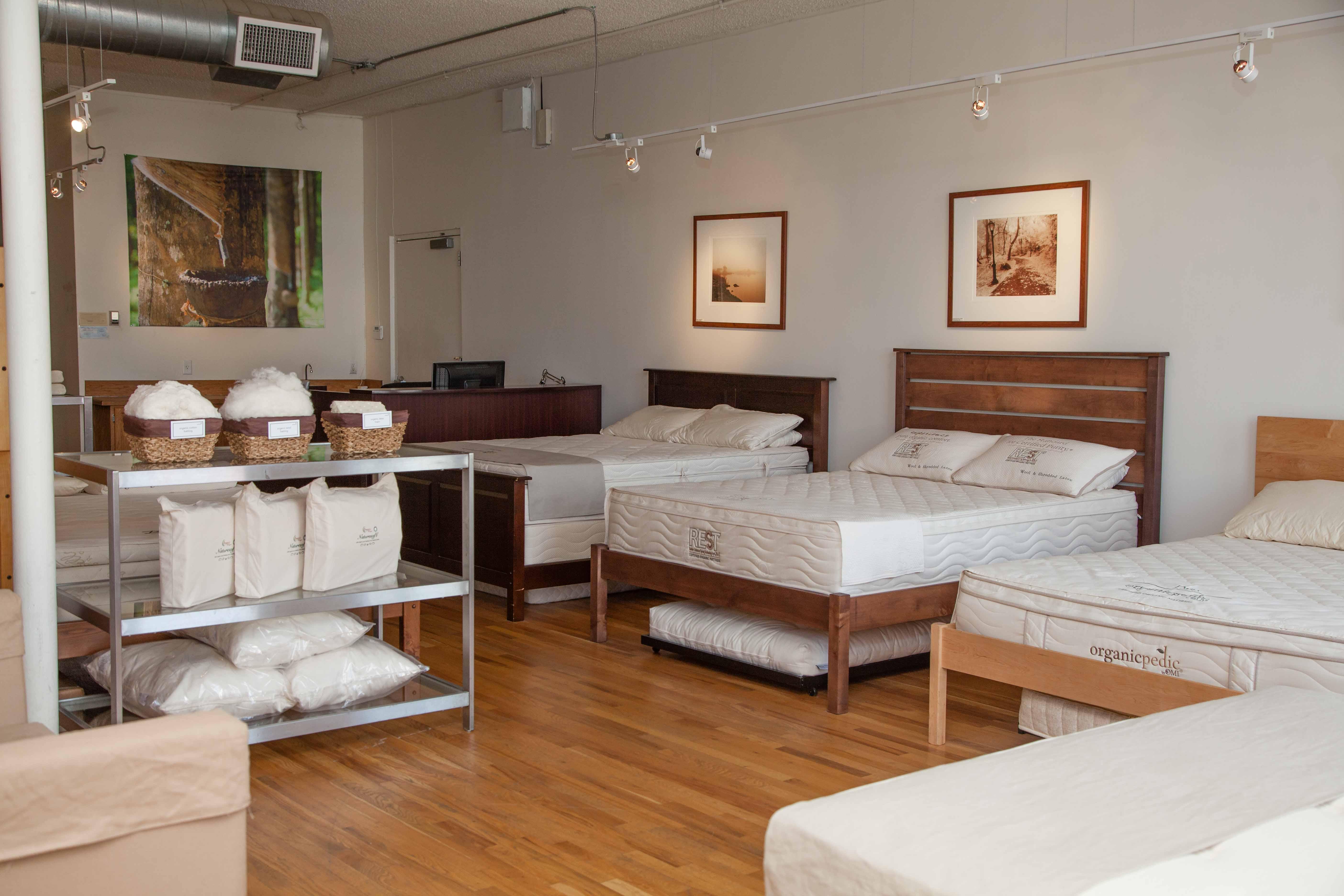 organic natural the showroom mattress denver store s imagegalleryinc sleep
