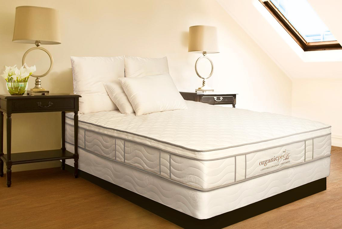 OMI Mattresses on our Floor The Natural Sleep Store